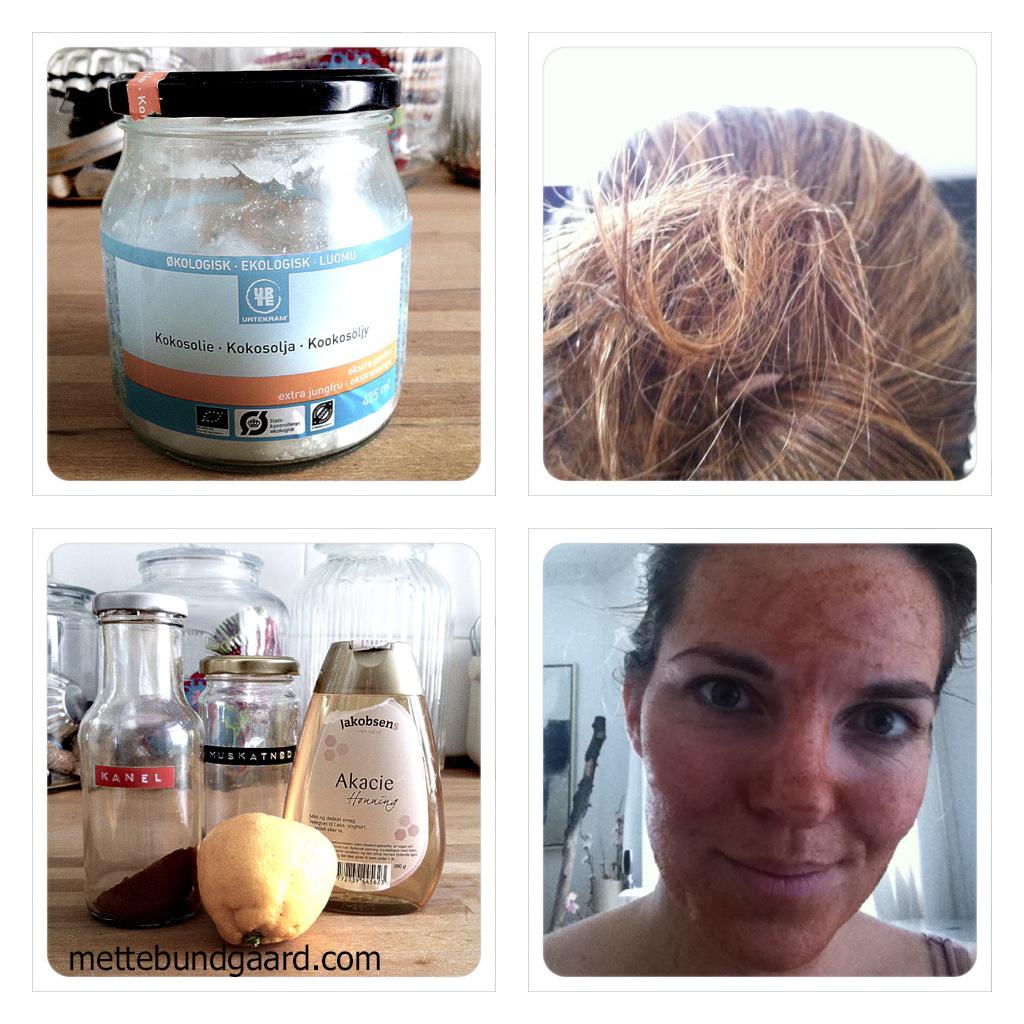 Ren hud og sundt hår…