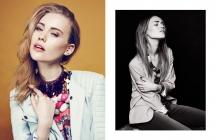 Foto Frank Lohmann - Model Melanie - Styling Mette Bundgaard - Makeup Helle Pontell