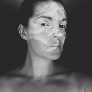 Når jeg leger med makeup..
