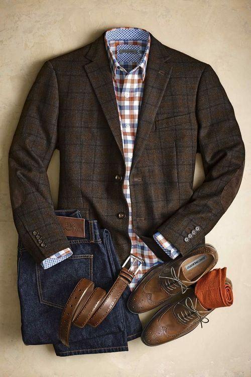 De fem mest typiske fejl mænd laver i deres personlige styling…