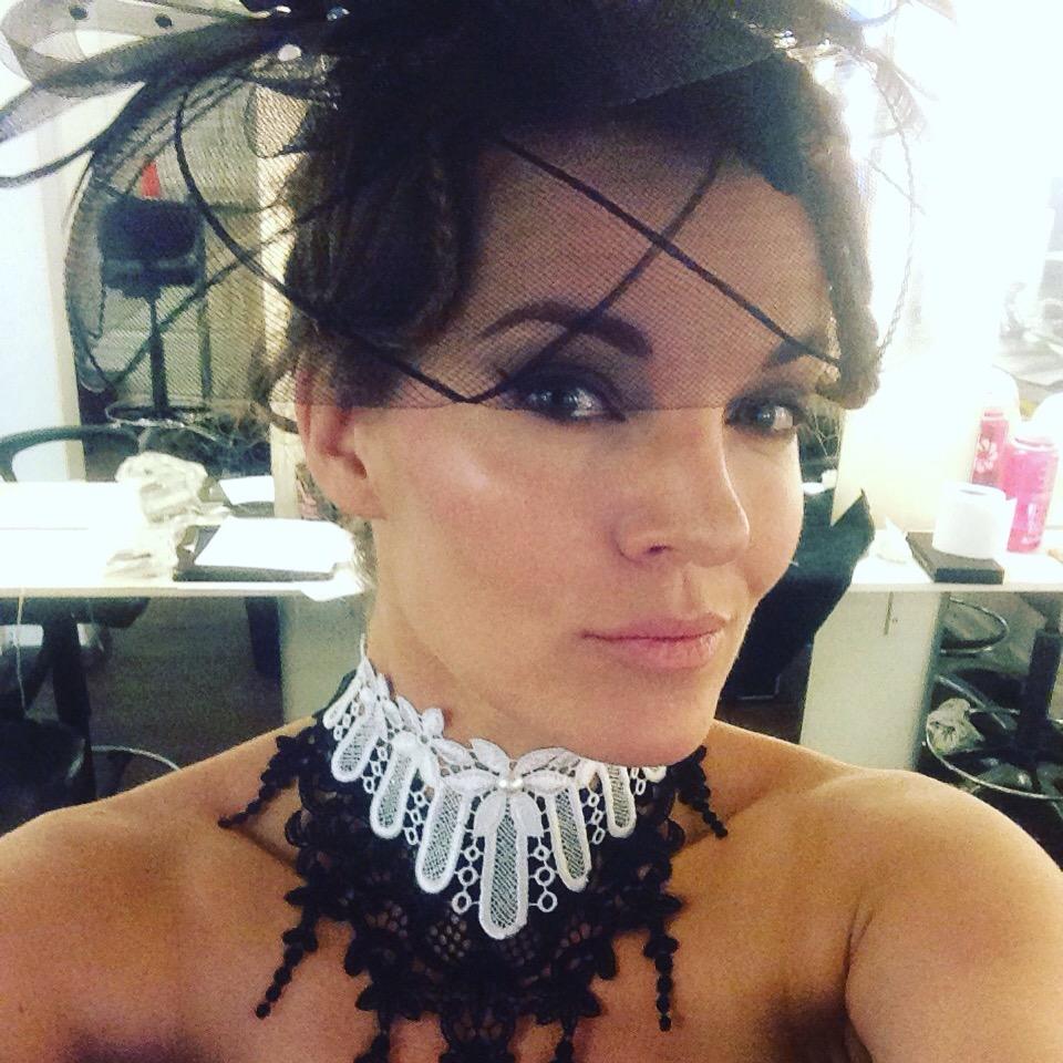 Black bride!