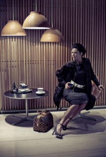 Foto Flemming Leitorp - Model Sara R. Uniq models - Styling Pily Ottesen - Hår og makeup Mette Bundgaard