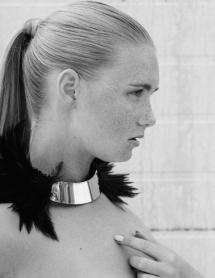Fotograf: Nikolaj Fogh-Nielsen - Model: Cecilie Sletsjøe - Stylist, hår og makeup: Mette Bundgaard - Assistenter: Mille Holm Isholdt og Celine Herskind Thorlaksen