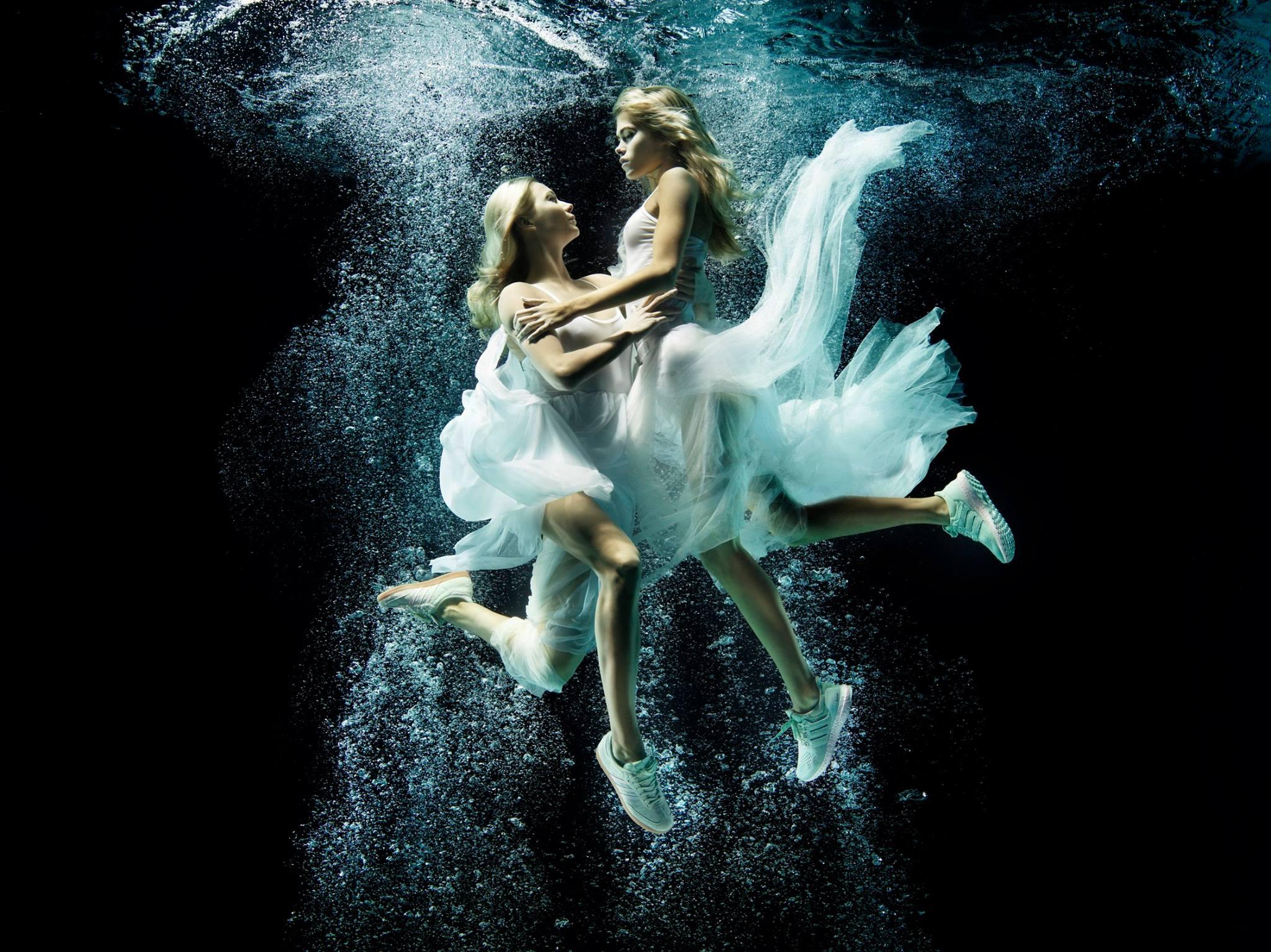 Mit arbejde med undervands foto!