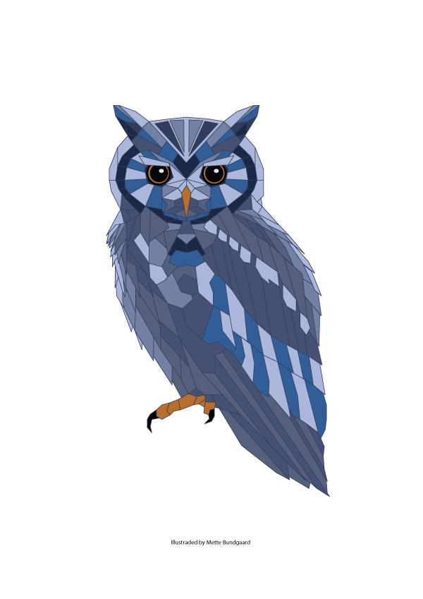 poster.owl.by.mette.bundgaard